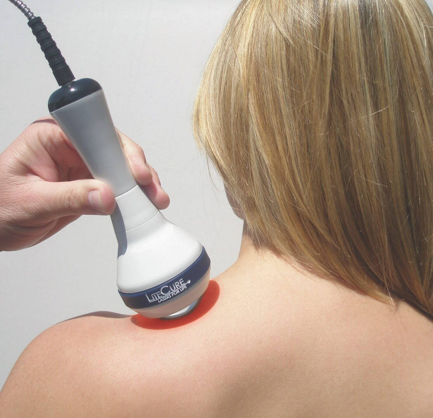 Treatment Shoulder2 About Laser Therapy
