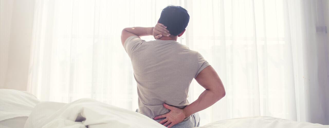 Wondering What's Causing Your Aches and Pains in the Morning? Physical Therapy Can Help You Get to the Root of Your Pain